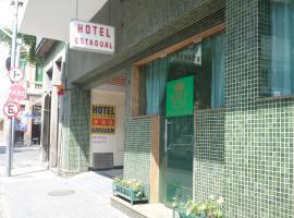 HOTEL ESTADUAL, hotel in Lapa, Rio de Janeiro