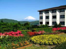 Hotel Green Plaza Hakone, hotel in Hakone