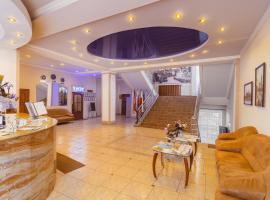 Золотая Бухта, отель в Калининграде