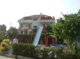Hotel Il Vulcano, hotell i Tropea