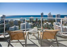 Deluxe Ocean Views, hotel in Gold Coast