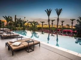 Sofitel Marrakech Lounge and Spa, hotel in Marrakesh