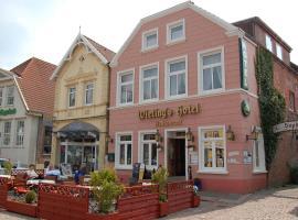 Wieting´s Hotel, Hotel in der Nähe von: Deutsches Sielhafenmuseum, Esens