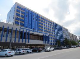 Hotel Novorossiysk, hotel in Novorossiysk