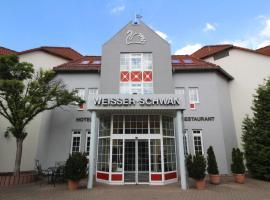 Hotel Weisser Schwan, hotel in Erfurt