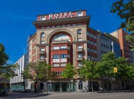 Hotel Ultonia, отель в городе Жирона