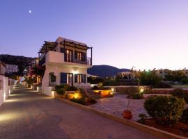 Okirroi Villas Chersonissos, pet-friendly hotel in Hersonissos