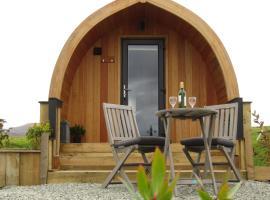 Harlosh Hideaways - Aurora Pod, vakantiehuis in Harlosh