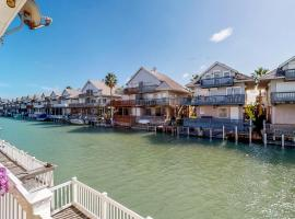 808 Oyster at Long Island Village, vacation rental in South Padre Island