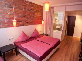 Hotel PurPur, מלון ליד לוצרנה, פראג