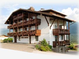 Hotel Garden, hotell i Cavalese
