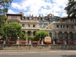 Villa Toscane, hôtel à Montreux