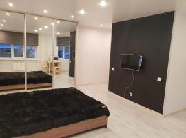 Apartment in the Quiet Center of Novosibirsk on Red Avenue, hotel near Novosibirsk State Circus, Novosibirsk