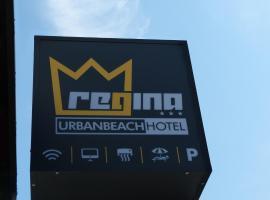 Hotel Regina, отель в городе Лидо-ди-Езоло