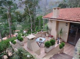 The Lodge, family hotel in Teresópolis