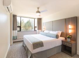 Gage Apartments at UBC, отель в городе Ванкувер