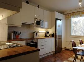 Scandinavian Sun Apartment, huoneisto kohteessa Kotka