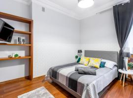 *ClickTheFlat* Wilcza 33 Street Apart Rooms in the City Center, šeimos būstas Varšuvoje