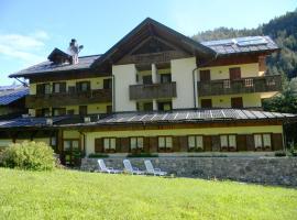 Albergo Nuoitas, hotel in Forni di Sopra