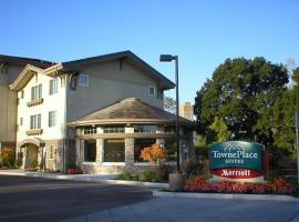 TownePlace Suites San Jose Campbell, hotel near California's Great America, Campbell