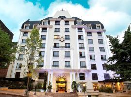 Hotel Estelar Suites Jones, hotel cerca de Parque de la Independencia, Bogotá