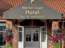 Allerton Court Hotel, hotel in Northallerton