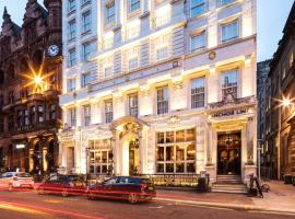 Native Glasgow, luxury hotel in Glasgow