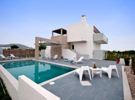 Xenos Villa 1, pet-friendly hotel in Tigaki