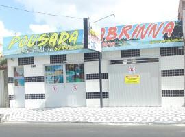 Pousada Sabrinna, hotel near Maceio Lighthouse, Maceió