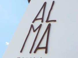 ALMA mountain residence, apartment in Dobbiaco