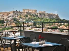 Astor Hotel, hotel in Athens