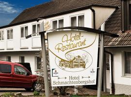 Hotel-Restaurant Schmachtenbergshof, отель в Эссене