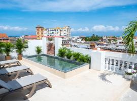 Soy Local Centro Histórico, apartamento en Cartagena de Indias