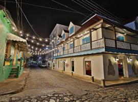 Hotel Isla de Flores, hotel in Flores