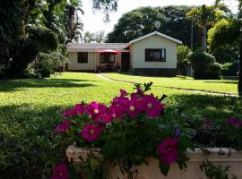 The Cottage, self catering accommodation in Durban