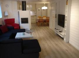 Harholveien 9a, apartment in Stavanger