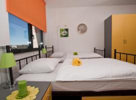 Motel Port, motel v Kopru