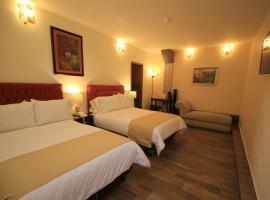 Hotel Boutique Ponciano, отель в городе Гуанахуато