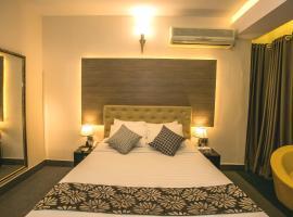 Hotel Tropical Daisy, hotel v destinaci Dháka
