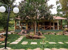 Ninho das Águias Cabana, cabin in Nova Petrópolis