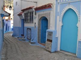 Casa La Hiba, apartamento en Chefchaouen