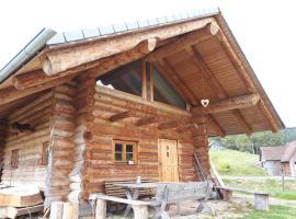Blockhaustraum, cabin in Titisee-Neustadt