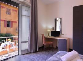 Hotel Ferrari, hotel a Chiavari