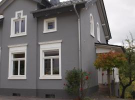 Ferienwohnung im Eichholz, apartment in Arnsberg