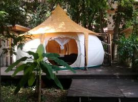 """The Cotton Homestay"", hotel in Ko Tao"