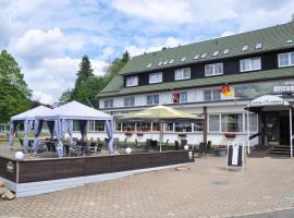Hotel Engel Altenau, Hotel in Altenau