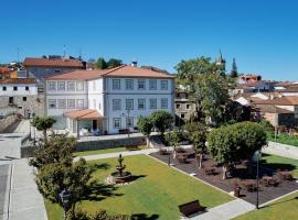 Hotel Fonte Velha, hotel in Ponte da Barca