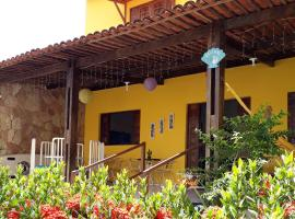 Sol Hostel & Pousada Maragogi, hostel in Maragogi