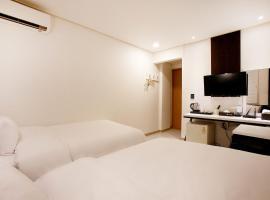 Eton Hotel, hotel in Chuncheon