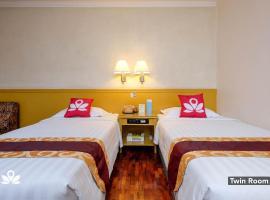 ZEN Rooms Aloha Manila Bay, hotel near Roxas Boulevard, Manila